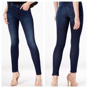 Hudson Nico Midrise Super Skinny Stretch Jeans